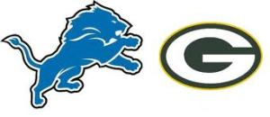 Lions vs. Packers @ Ford Field 11/28/13 12:30 p.m.
